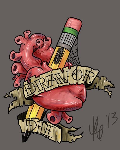 Cool design for a tattoo. #tattoo #tattoos #ink