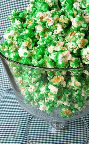 st. patty's popcorn