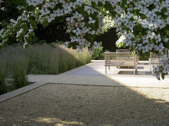 Modern Garden Design, Stone