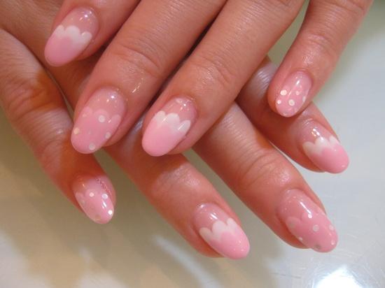 Pink Nails  #pink #nails #japanese #nailart