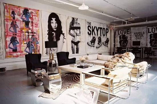 #GRAFFITI #ARTWORK #interior #design www.ryankorban.com