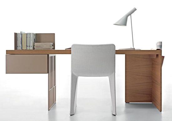 Light and slim office design