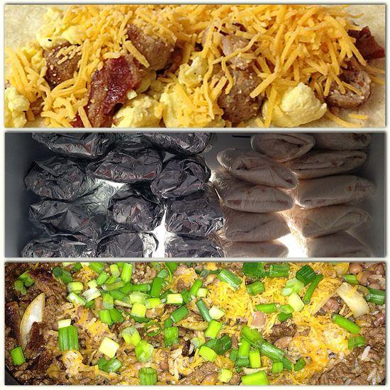 Burritos & FARTS all week! ????