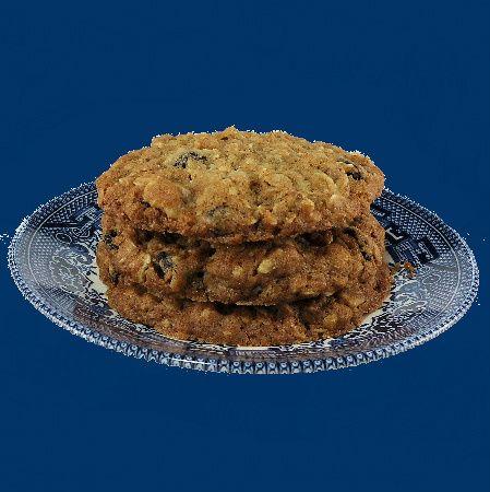 Adult Irish Oatmeal Cookies