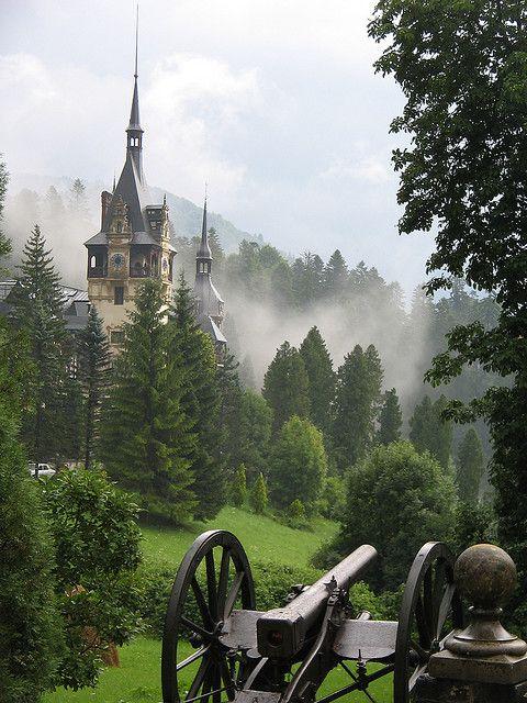 Peles Castle ~ Sinaia ~ Romania