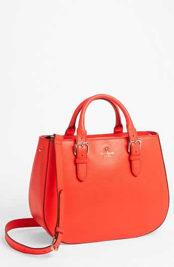 kate spade new york 'charlotte street - sylvie' satchel available at #Nordstrom