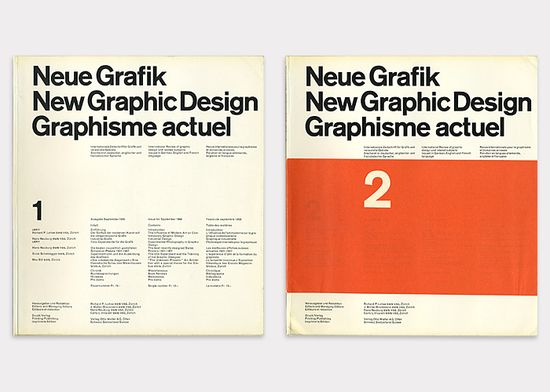 Graphic Design Magazines - Part One