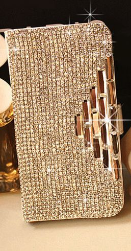 Bling sparkly iphone case