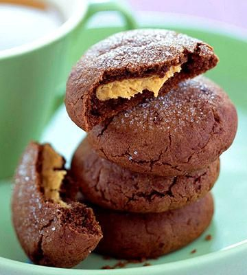 Peanut Butter Munchies: Winners of a Midwest Living cookie recipe contest. See this and more cookie recipes: www.midwestliving...