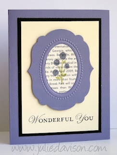 Stampin Up; Bright Blossoms