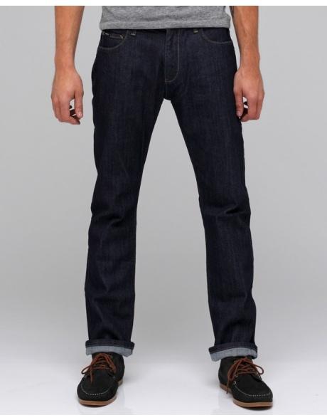 RVCA Romero Jeans // Raw Denim Pants