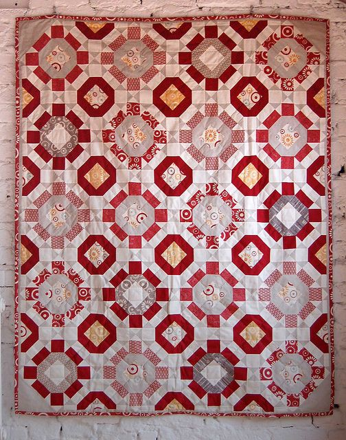 Gorgeous Quilt from lieblingsdecke on flickr