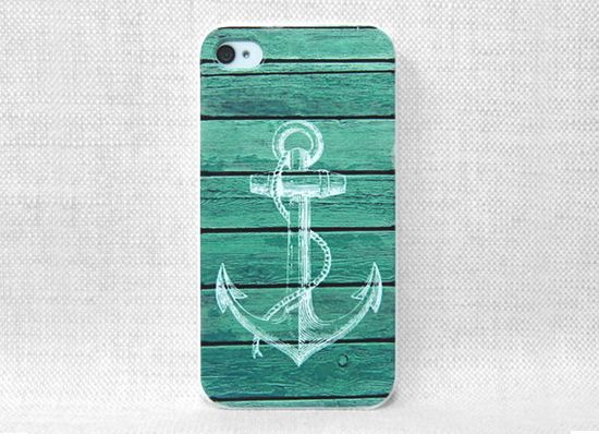 love this anchor iPhone case!!