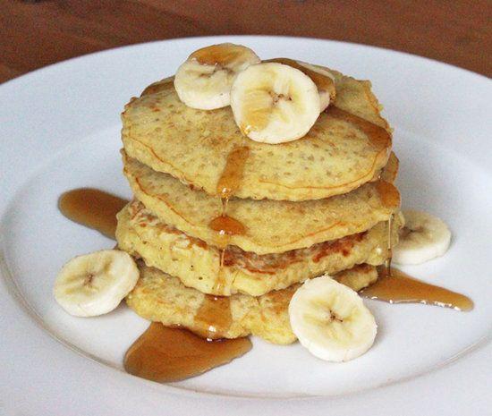 Recipe For Quinoa Pancakes