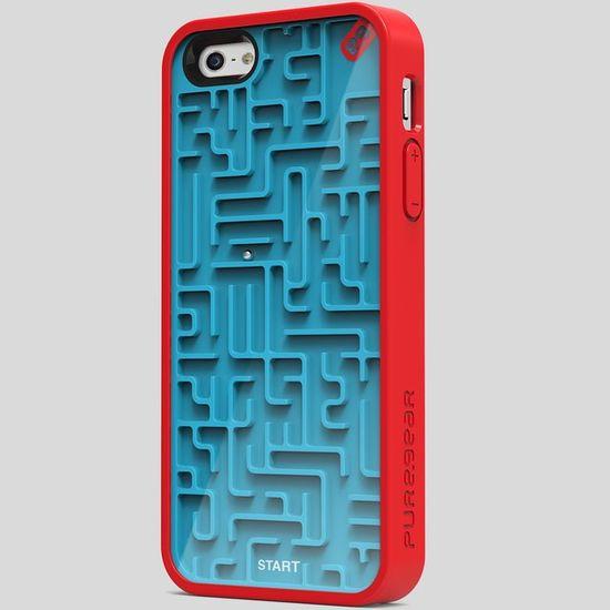 Fancy - Maze iPhone 5 Case by Puregear