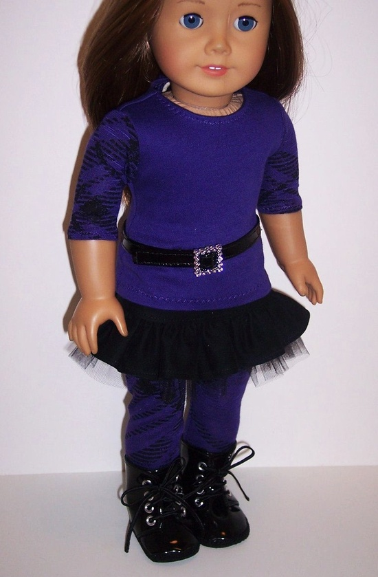 American Girl Doll Street Style Complete Outfit