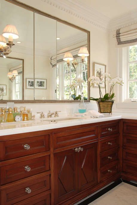 Bathrooms - Interior Design Photo Gallery - Timothy Corrigan