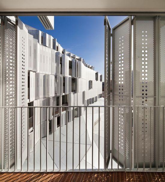 M9-C Building / BP Architectures