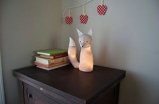 diy animal lights, tutorial