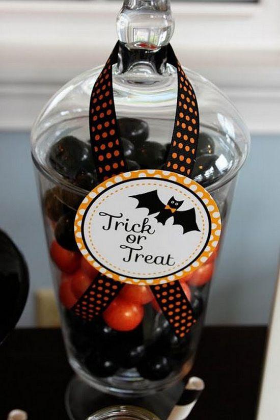 Candy Jar Inspiration Halloween