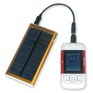 make your own solar cel phone charger - cool!!!