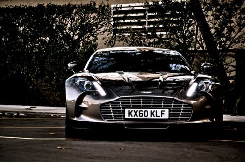 Aston Martin Dream