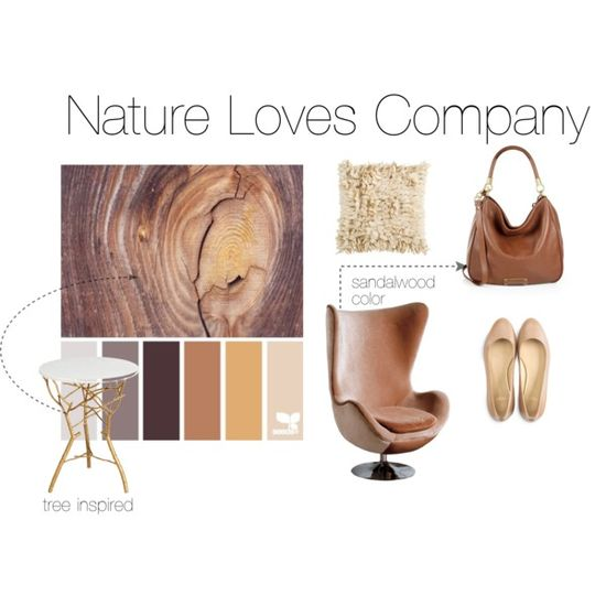 """""""Nature Loves Company"""" by Pure Home Designer"""