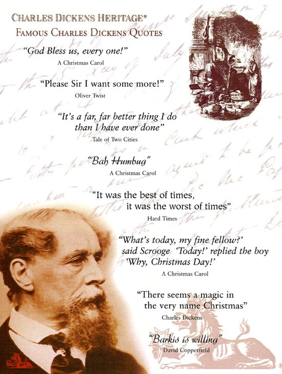 quotes from charles dickens
