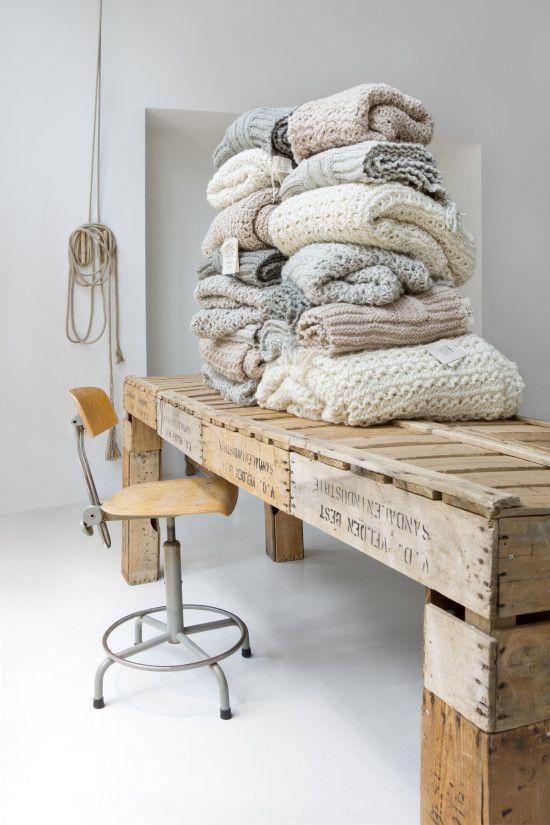 Handmade blankets