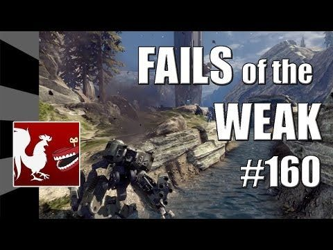 Fails of the Weak : Volume 160 - Halo 4 (Funny Halo Bloopers and Screw-Ups!) - geekstumbles.com/...