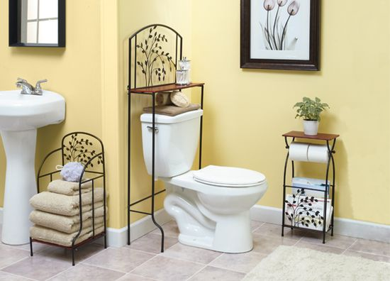 Bathroom Decorating On A Budget