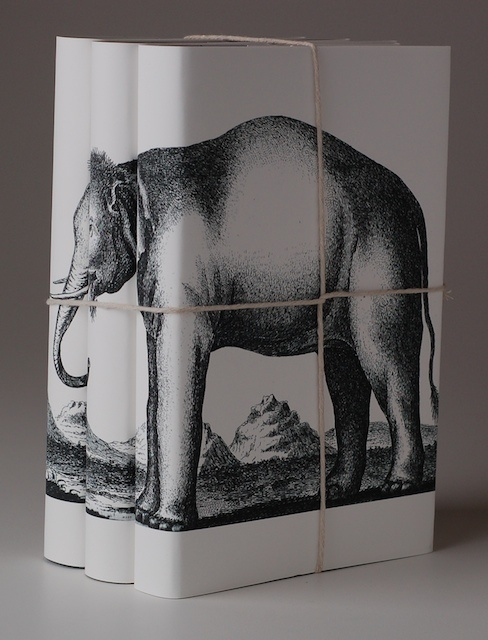 elephant book covers