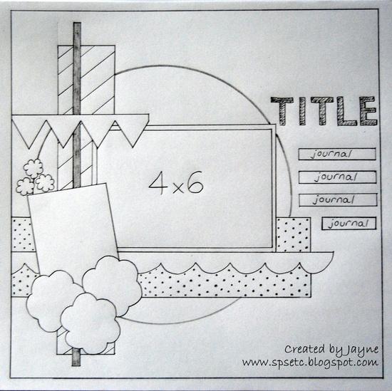 1 photo #4x6 #12x12 #sketch