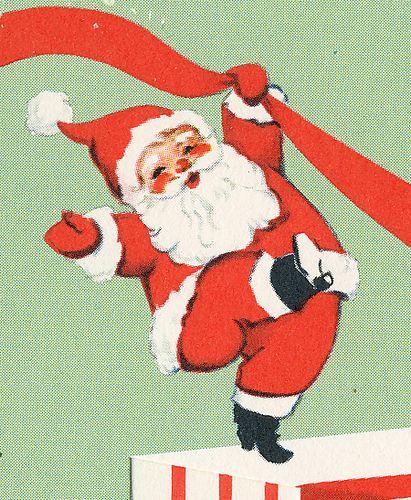 Dancing Santa by hmdavid, via Flickr