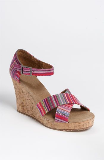 TOMS 'Tierra' Sandal available at #Nordstrom