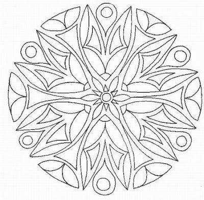 Ornaments - Mandala Patterns - Embroidery Designs at Embroidery MIX