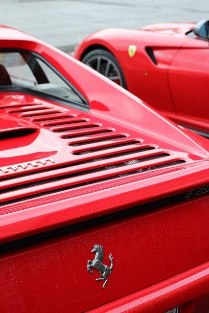 Rosso by BrunoImperiale, via #sport cars #luxury sports cars #customized cars #ferrari vs lamborghini
