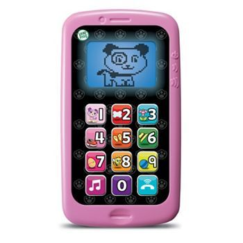 LeapFrog Chat and Count Smart Phone #KohlsDreamToys