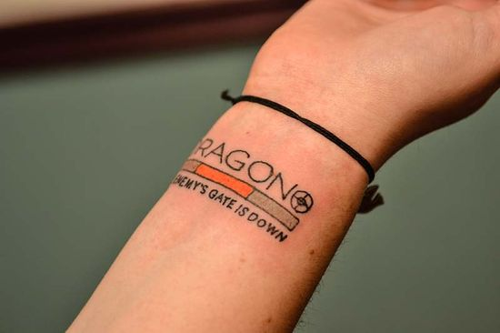 Customer Tattoo Designs