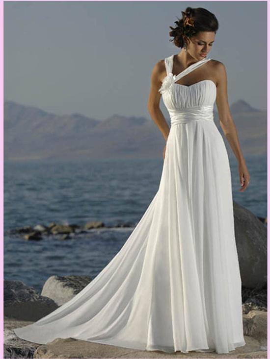 #Beach #Wedding #Dress, Beach #Bridal #Gown, Beach #Bride Dress, #Fashion