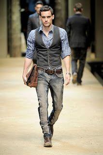 Fashion: Mens fashion