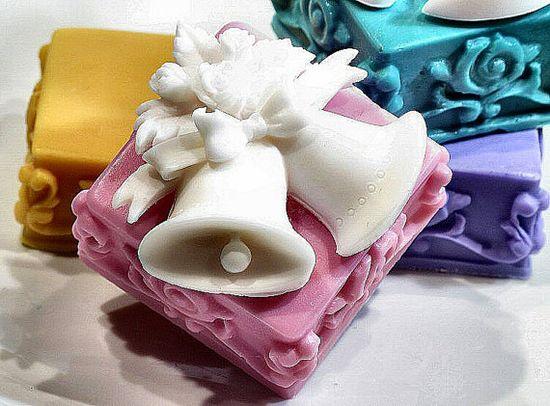 Wedding Soap Favor