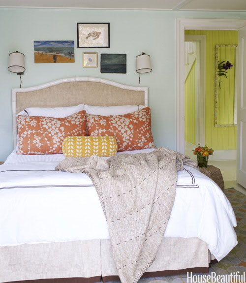 Spring Bedroom Decorating Ideas