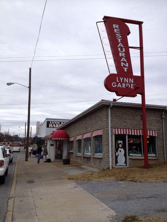 Lynn Garden Restaurant Kingsport, TN, great food!