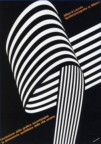 vintage italian graphic design - this would be a great invite also!!!