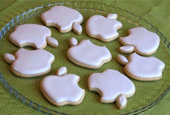 Apple cookies ;)