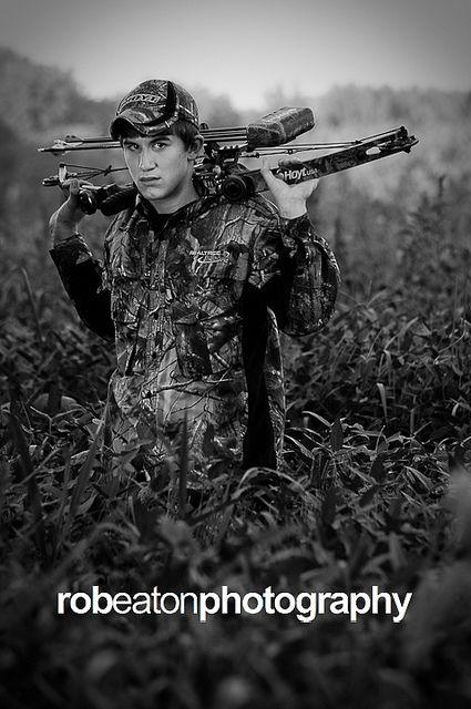 senior hunting pic