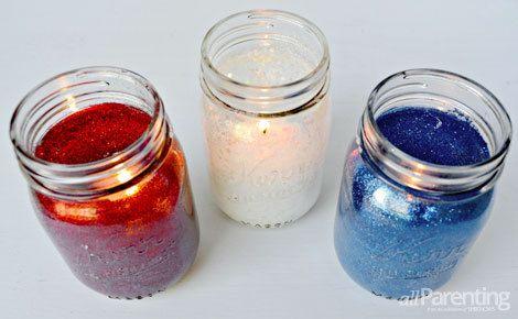 DIY: How to make a Mason jar candle