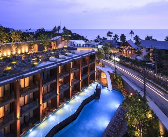 KC Grande Resort & Spa-Hillside in Koh CHang, Thailand by Foundry of Space