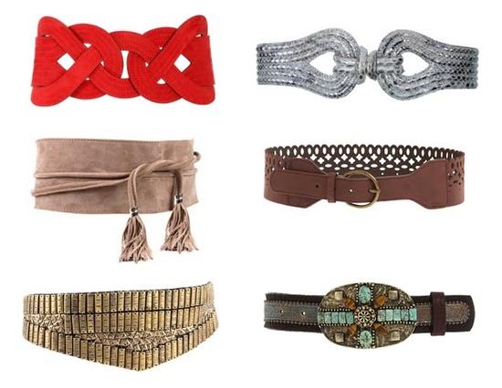 belts!